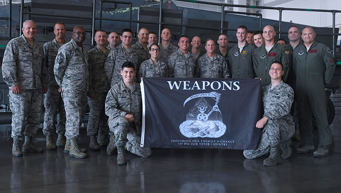 CSAF highlights Airmen's role in nuclear mission