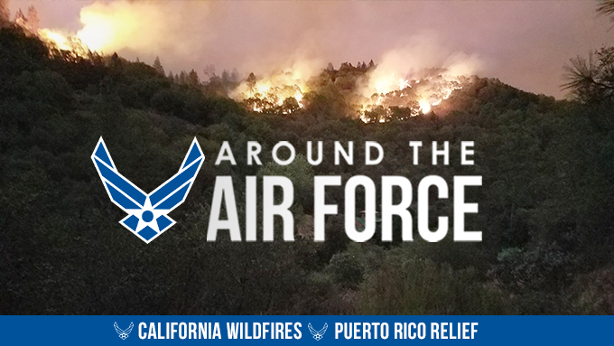Around the Air Force: Oct. 17