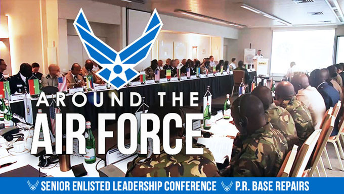 Around the Air Force: Nov 16