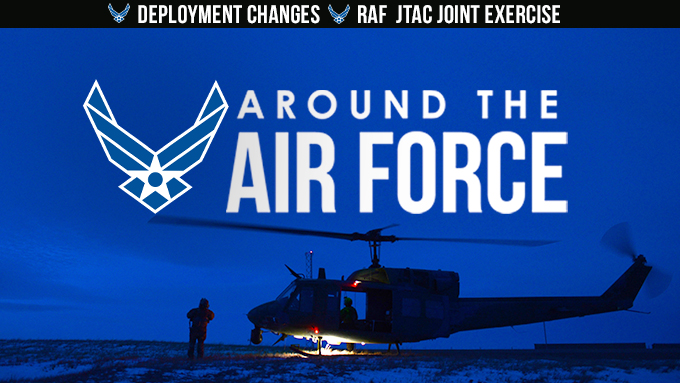 Around the Air Force: Dec. 15