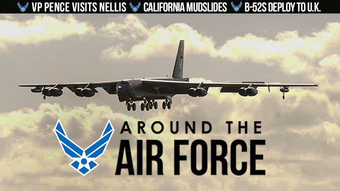 Around the Air Force: Jan. 17