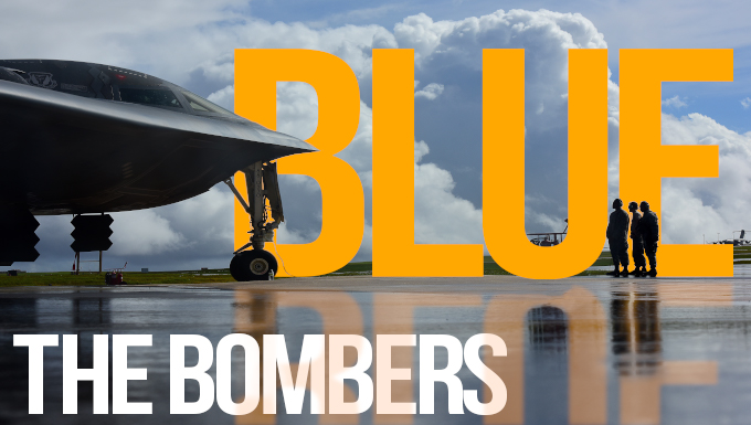 BLUE Episode 24: The Bombers