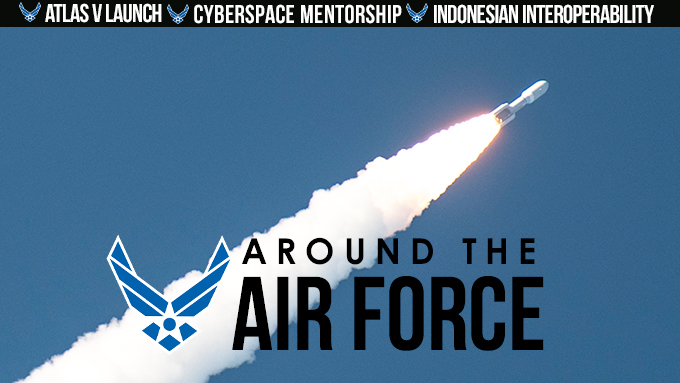 Around the Air Force: April 20