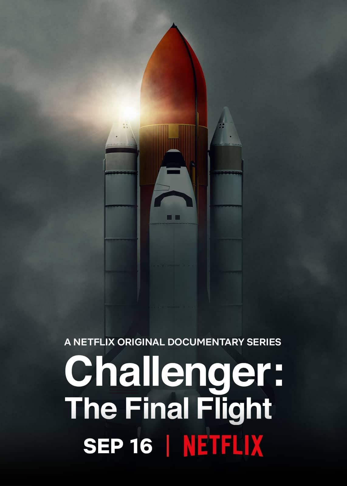 Challenger: the last flight
