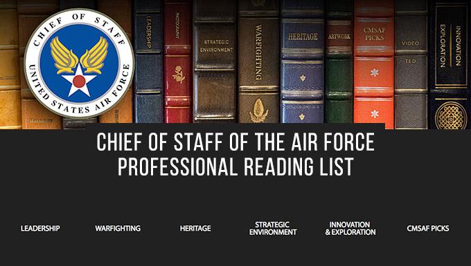 CSAF Reading List 2017