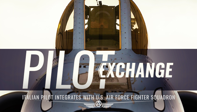 link to pilot exchange story