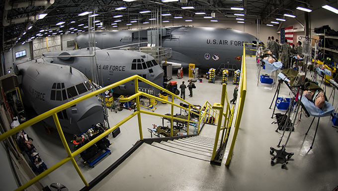 The official home page of the us air force the high bay at the us air force school of aerospace medicine lab at fandeluxe Image collections