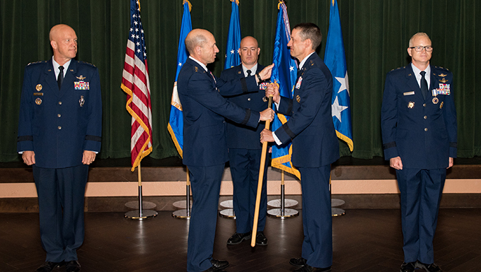 24th Air Force Reassigned