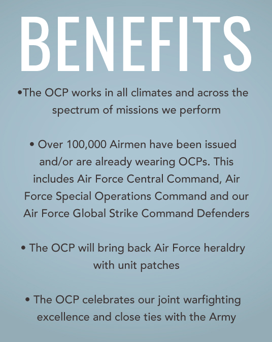 OCP Benefits