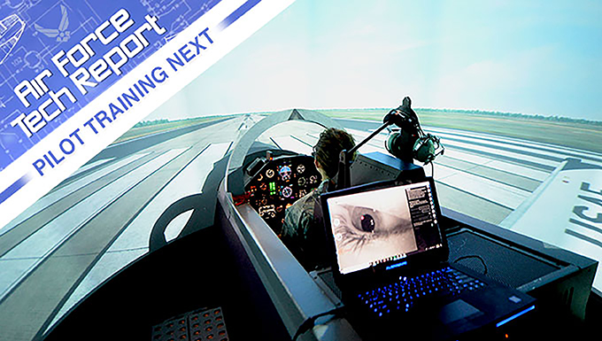 Air Force Tech Report: Pilot Training Next