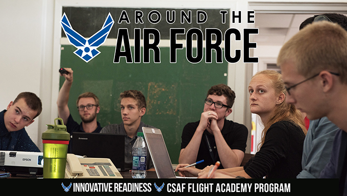 Around the Air Force: July 13
