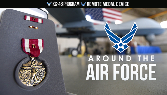 Around the Air Force: July 18