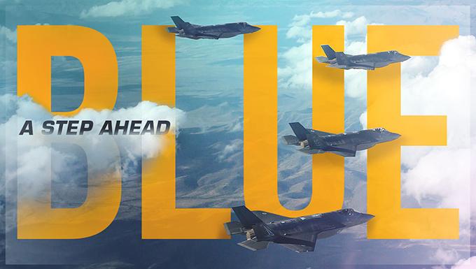 BLUE: A step ahead