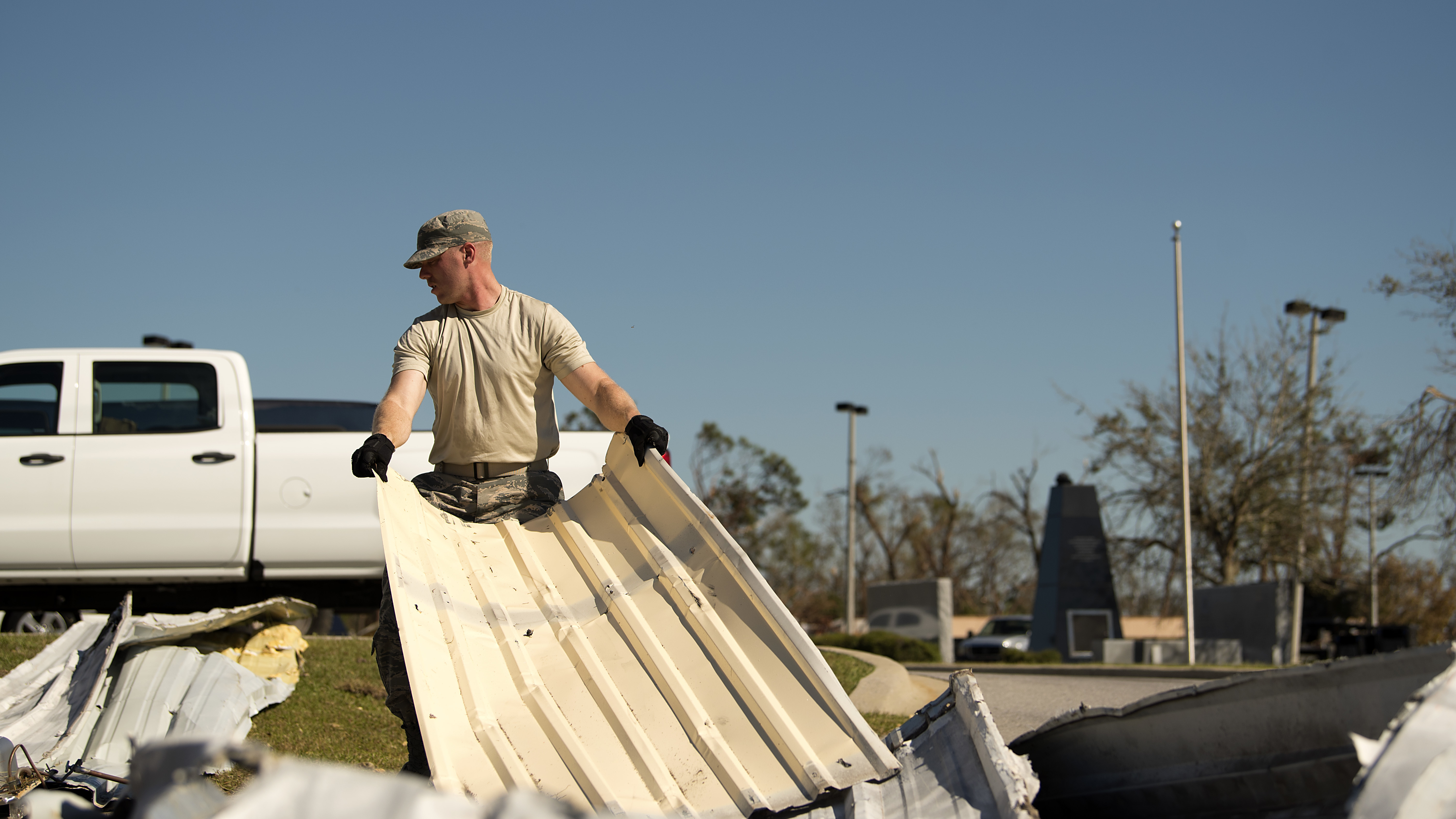 Hurricane Michael Support