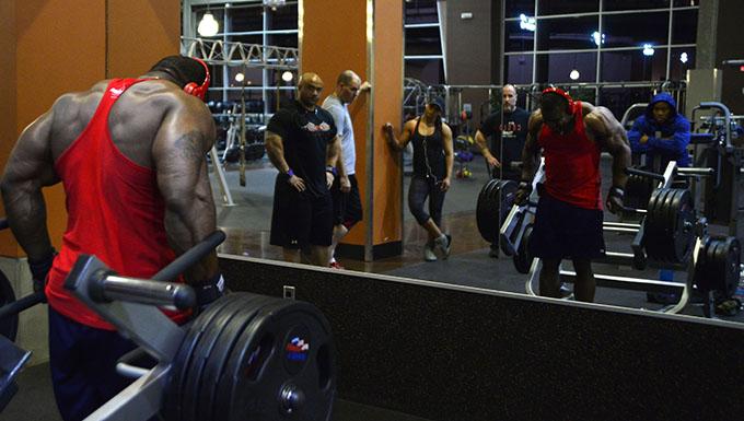 Bodybuilding Pro