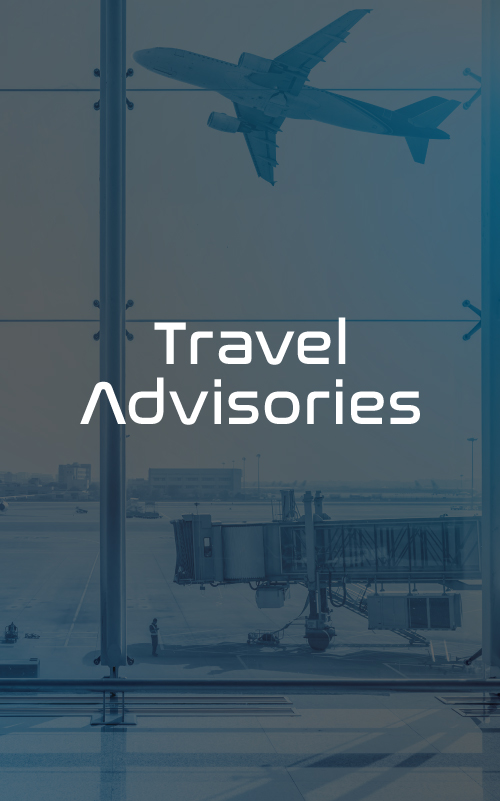 Information about Coronavirus Disease 2019 (COVID-19) for travelers and travel related industries.