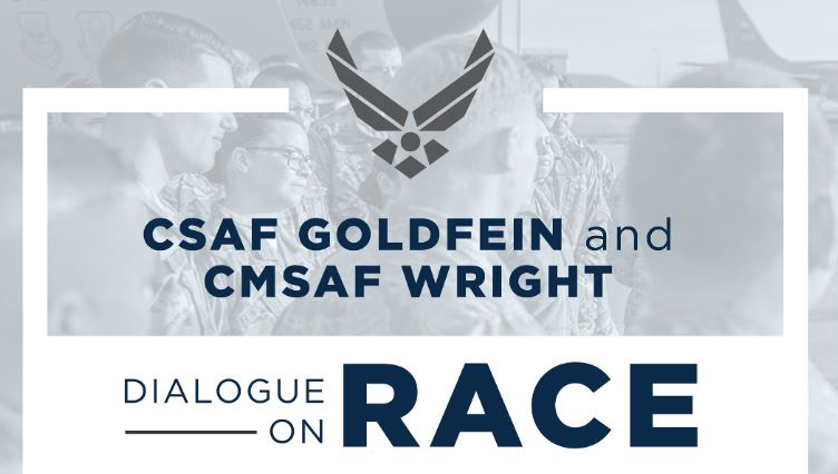 CSAF & CMSAF DIALOGUE ON RACE