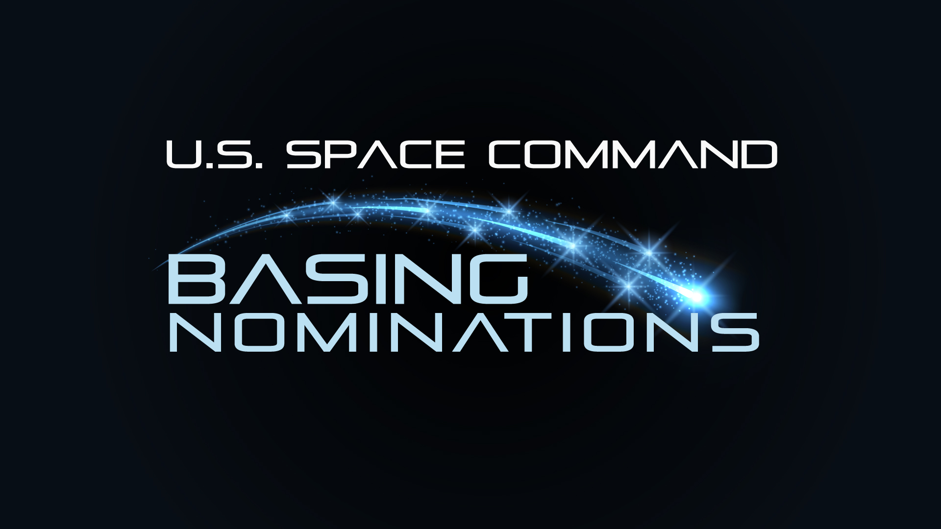 U.S. Space Force basing announcement