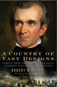 A Country Of Vast Designs book cover