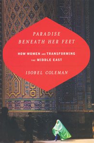 Paradise Beneath Her Feet book cover