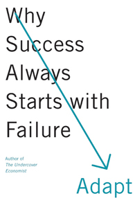 Why Success Always Starts With Failure book cover