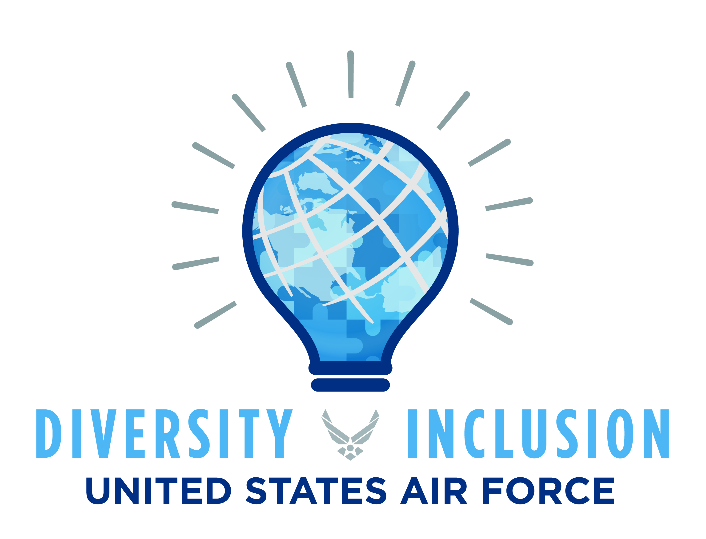Air Force Diversity Graphic