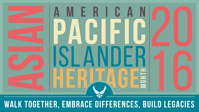 Asian Pacific Islander Month Theme