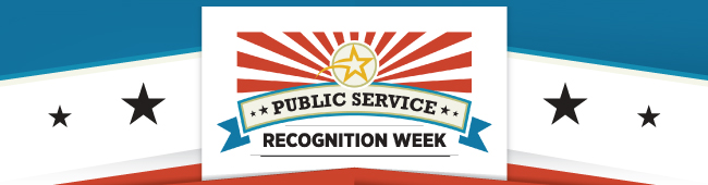 the first week of may since 1985 public service recognition week ...