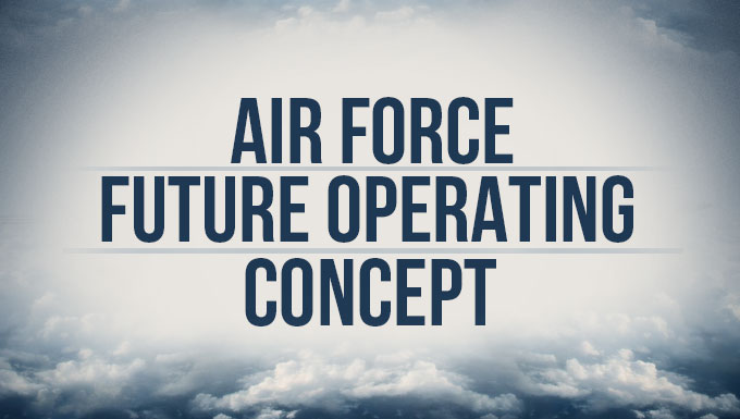 Air Force Future Operating Concept graphic