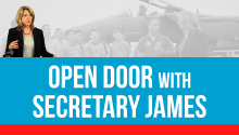 SecAF Open Door