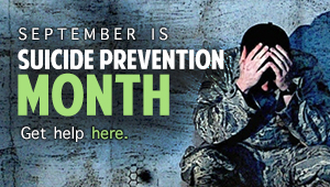Suicide Prevention Month 14